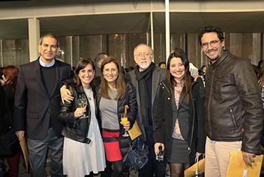 Profesores de Artes Escénicas reciben premios del Vicerrectorado de Investigación