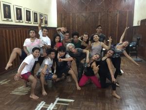 Artes Escénicas: Diálogo, Interacción y Creatividad 2016 – Iquitos