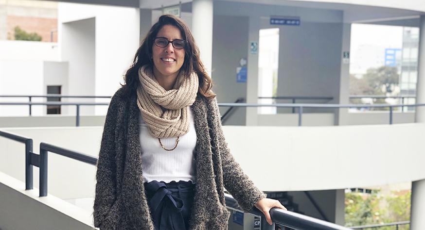 Mónica Risi: Nueva docente a tiempo completo