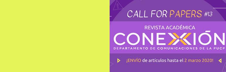 CALL FOR PAPERS – REVISTA CONEXIÓN: Mujeres en las Artes Escénicas, Perú y América Latina
