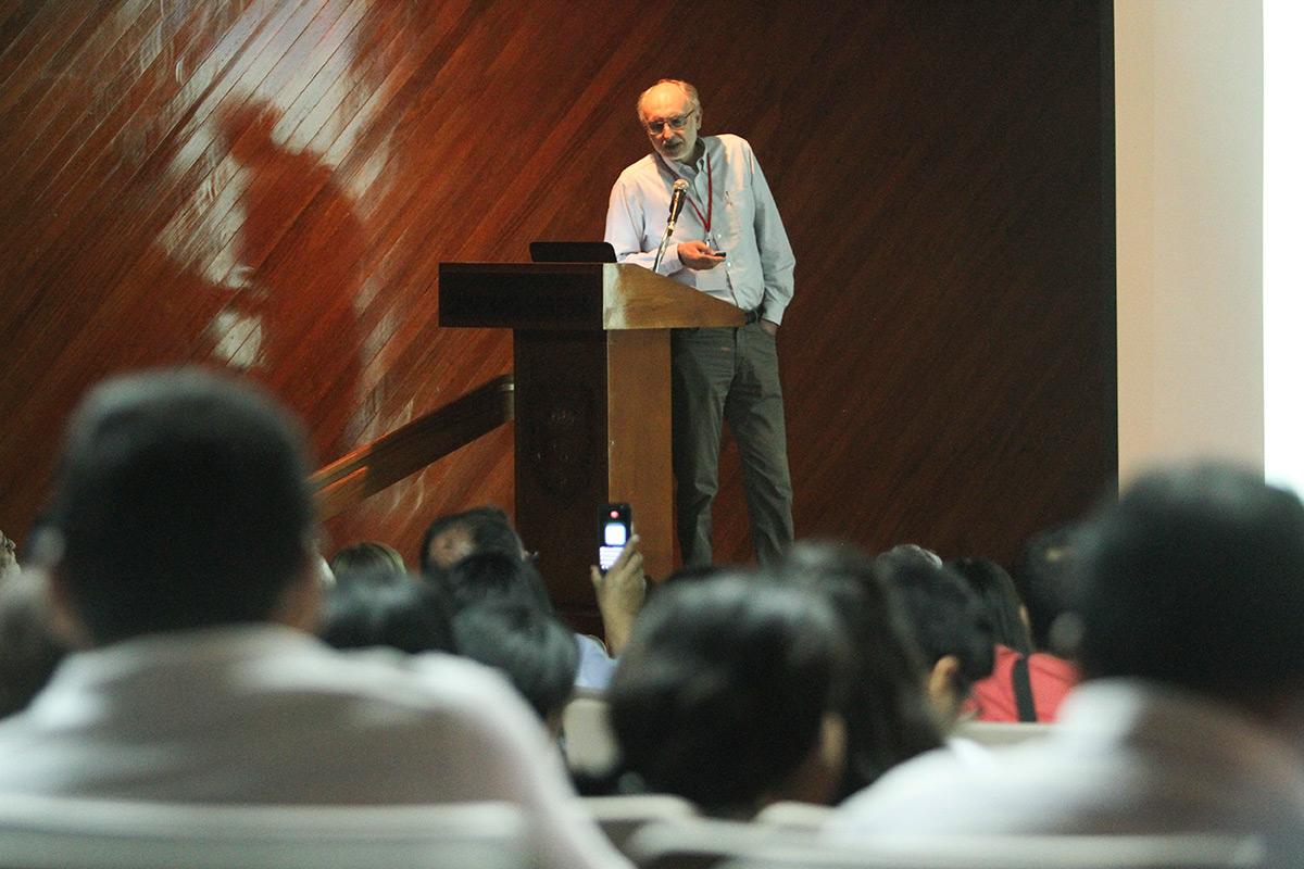 Participación en el Simposio de la Sociedad Peruana de Bioquímica y Biología Molecular