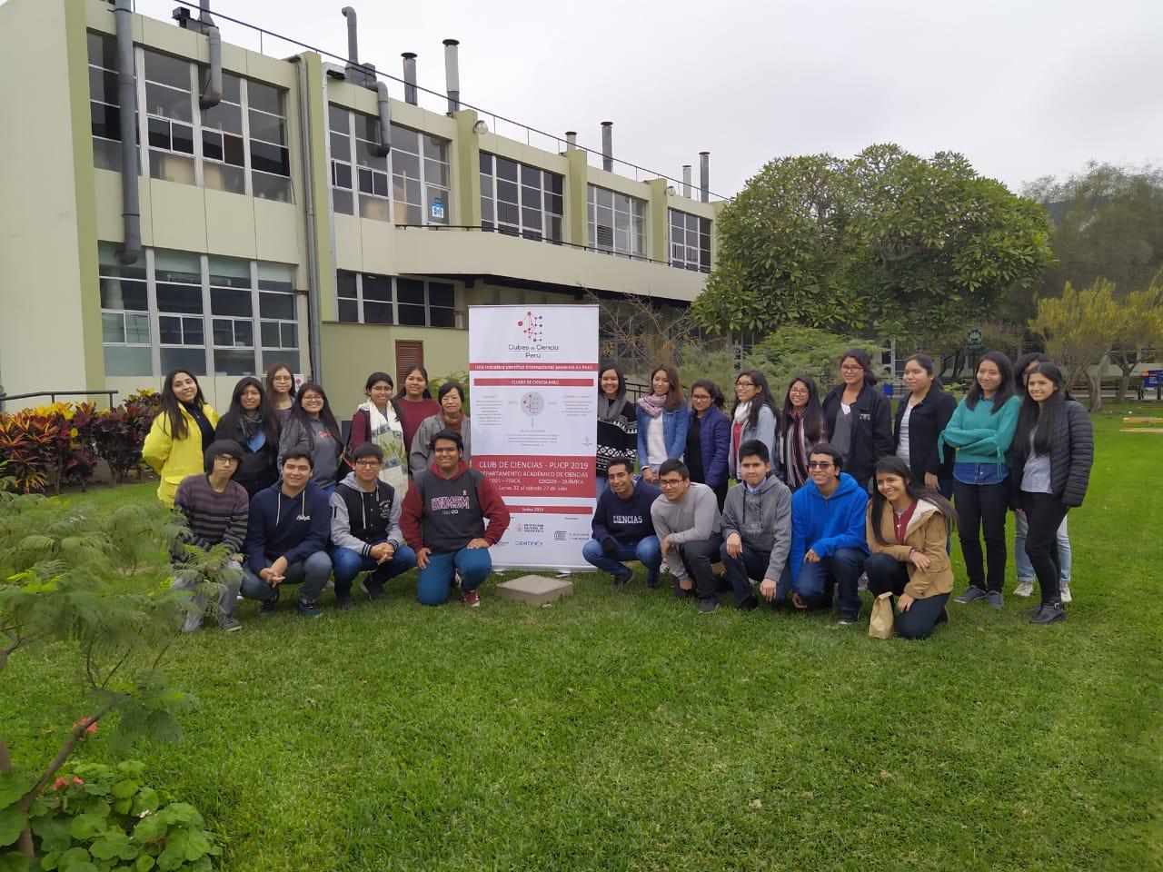 Noticias | Clubes de Ciencia en Química