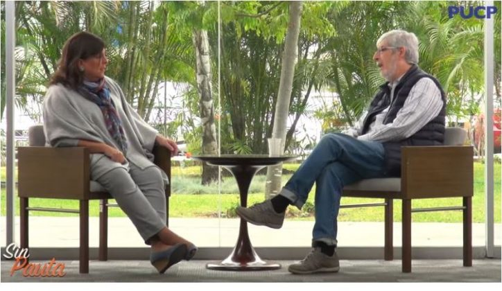 """Entrevista en Sin Pauta a profesor Oscar Dancourt ¿Puede justificarse un """"paquetazo"""" tributario? 24 de mayo 2018"""