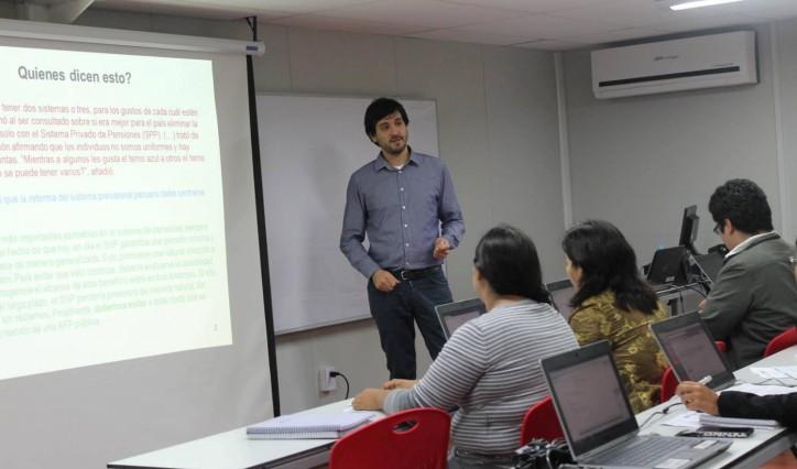 Convocatoria para Incorporación de profesores a tiempo completo al Departamento de Economía de la PUC del Perú.