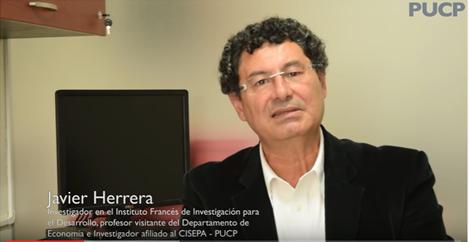 Video Vulnerabilidad de los hogares peruanos a la pobreza. Investigación de Javier Herrera y Angelo Cozzubo.