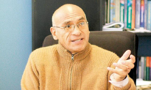 El profesor Waldo Mendoza ofreció Discurso de Orden por los 339 años de la Fundación de la Universidad San Cristóbal de Huamanga