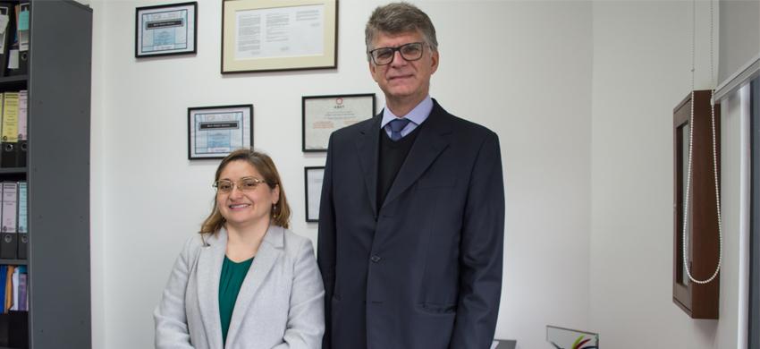 Visita Prof. De Negri