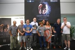 Jordi Roca e Ignacio Medina presentan libro: Casa Cacao