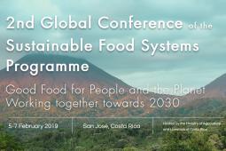 One Planet Network: 2da Conferencia Global del Programa de Sistemas Alimentarios Sostenibles