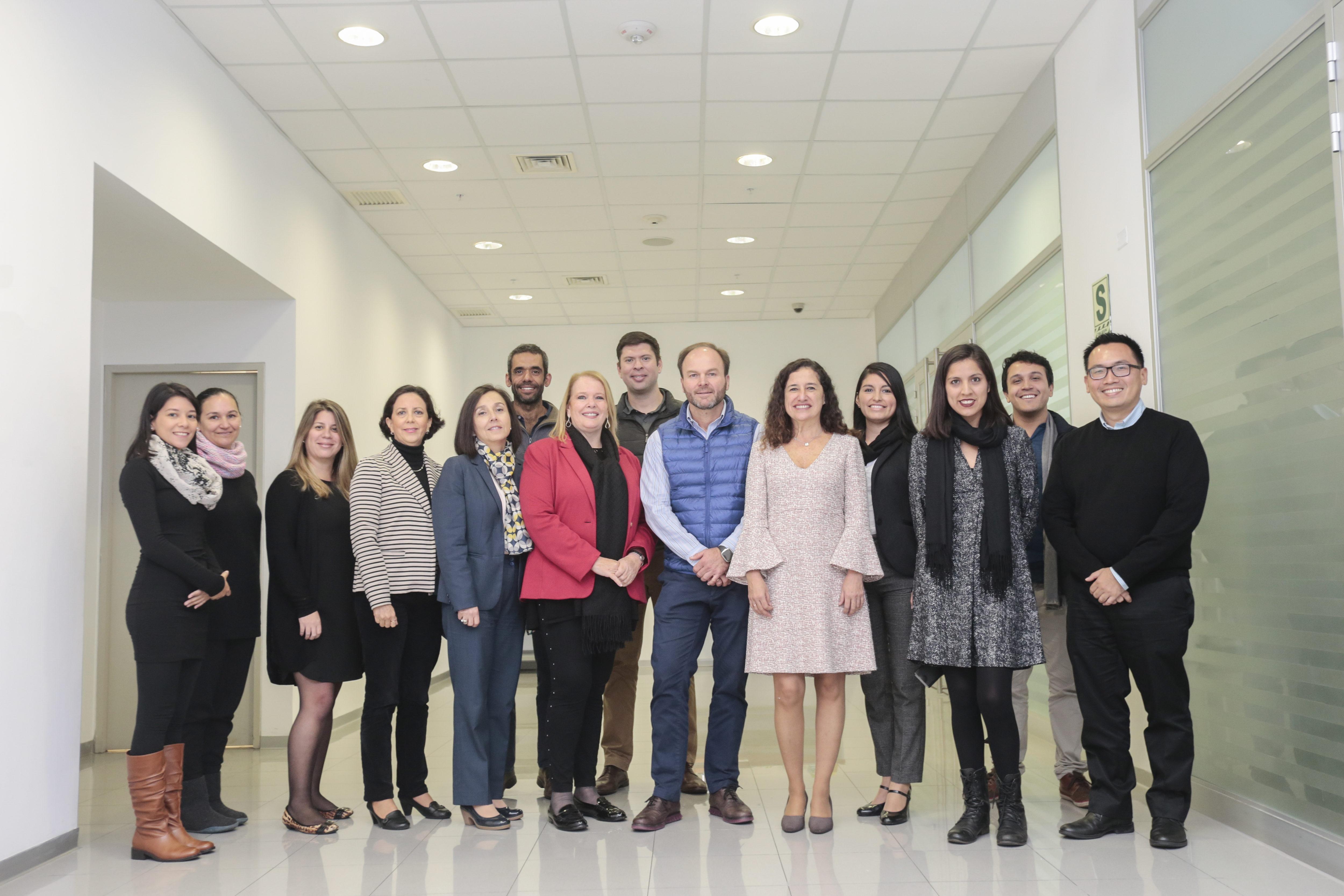 Hotelería y Turismo PUCP: Primera sesión del Consejo Consultivo