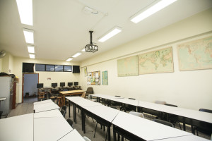 Gabinete de la especialidad de Geografía y Medio Ambiente