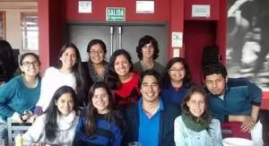 """XXI Coloquio de Estudiantes de Psicología: """"Hacia una psicología generadora de cambios"""" (2014)"""