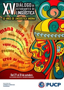 XV Diálogo de Estudiantes de Lingüística | 2014