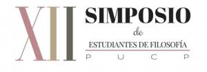 XII Simposio de Estudiantes de Filosofía | 2016