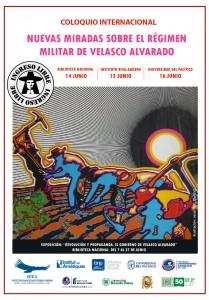 Coloquio Internacional: Nuevas miradas sobre el régimen militar de Velasco Alvarado