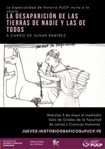 Charla de Susan Ramírez