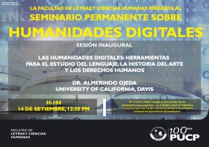 Seminario Permanente sobre Humanidades Digitales