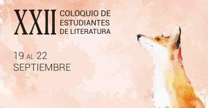 XXII Coloquio de Estudiantes de Literatura