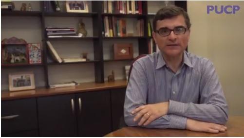 Saludos de nuestro Decano: Dr. José de la Puente Brunke