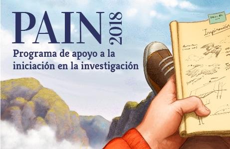Programa de Apoyo a la Iniciación en la Investigación - PAIN