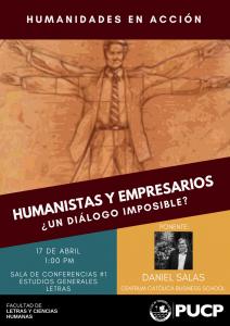 Humanidades en Acción   Humanistas y Empresarios: ¿Un diálogo imposible?