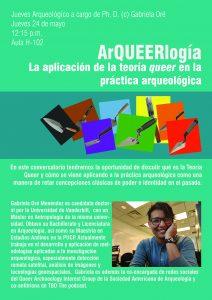 ArQUEERlogia: Aplicación de la teoría queer en la práctica arqueológica