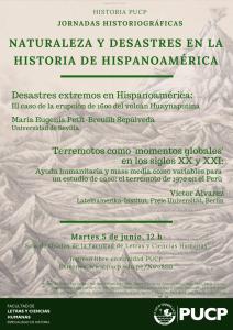 NATURALEZA Y DESASTRES EN LA HISTORIA DE HISPANOAMÉRICA