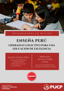 Humanidades en Acción | Enseña Perú