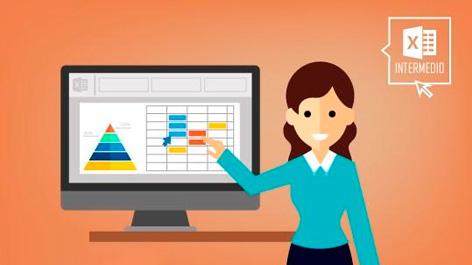 Curso de Capacitación en Aplicación y manejo de hojas de cálculo con MS Excel - Nivel Intermedio