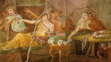 Curso de Capacitación en Arte, Cultura y Sociedad en la Antigua Roma