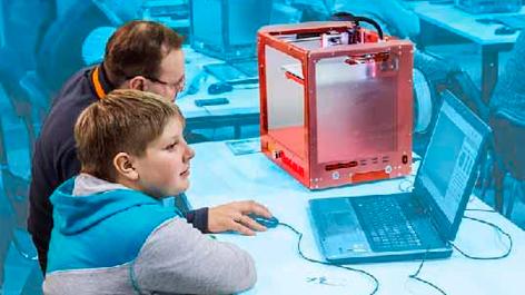 Workshop Construye tu propia impresora 3D