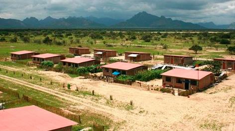 Curso de Capacitación en Diseño de Lineamientos para la Reubicación de Poblaciones