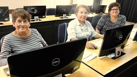 Taller de Informática Básica para Adultos Mayores