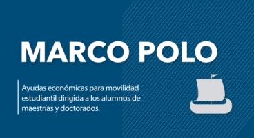 [Ganadores] Fondo Marco Polo 2018-1
