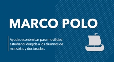 Convocatoria Abierta | Fondo Marco Polo