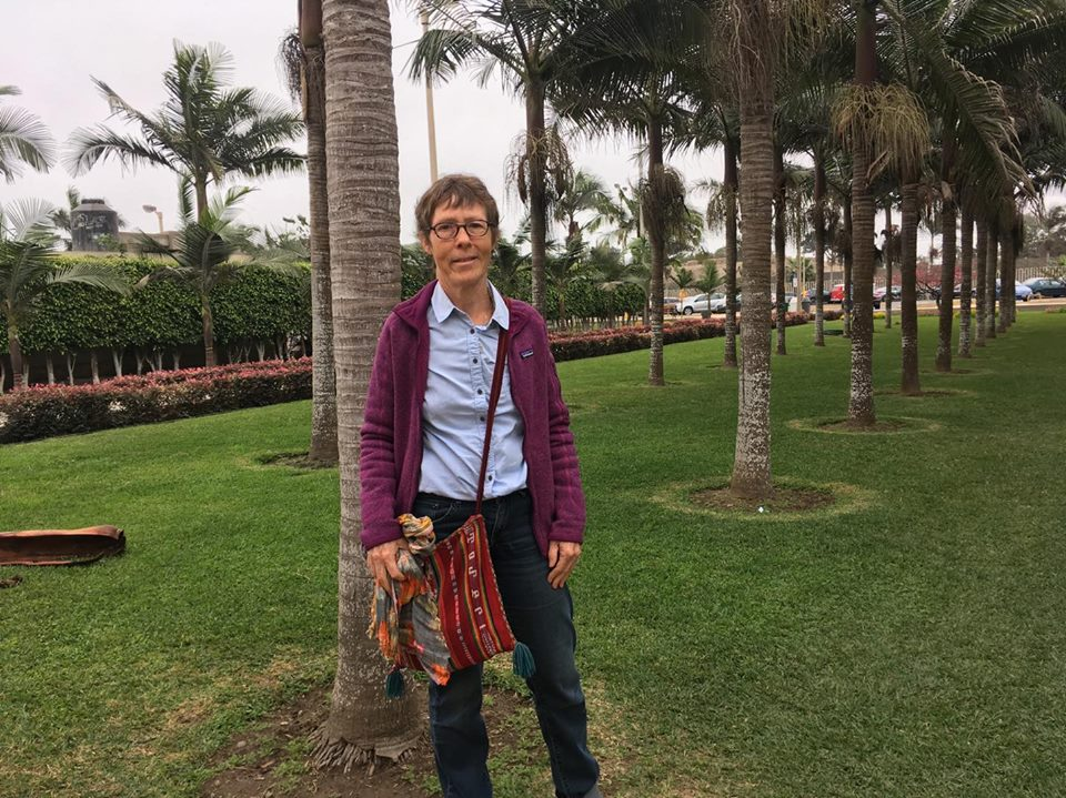 Entrevista a la Dra. Corine Castela de la Universidad de Rouen (Francia)