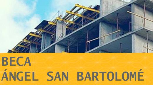 Beca Ángel San Bartolomé