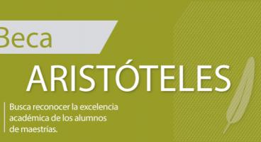 [Ganadores] Beca Aristóteles | Convocatoria 2018-1