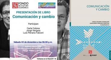 """Presentación del Libro: """"Comunicación y Cambio"""""""