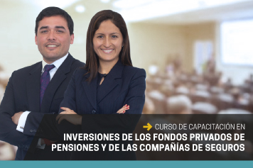 Curso | Inversiones de los Fondos Privados de Pensiones y de las compañías de seguros
