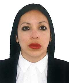 OBLITAS JORDAN, RAURA RAQUEL
