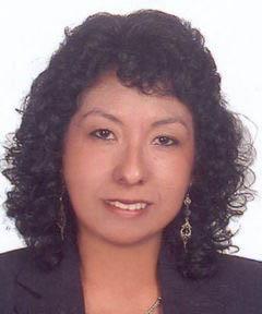 MARÍA ELIZABETH SALCEDO LOBATÓN