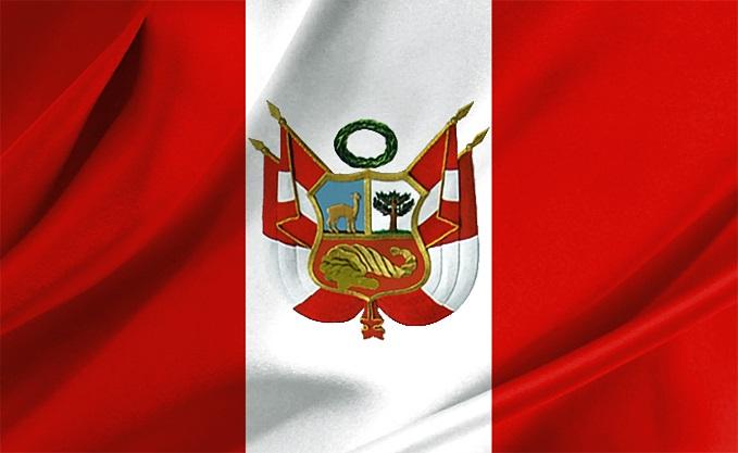 Resultado de imagen para bandera de perú