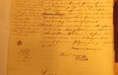 Archivo Arzobispal de Lima (AAL), Libro de Matrimonios de las parroquia de San Lázaro, 24-03-1828